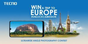 TECNO CAMission Contest