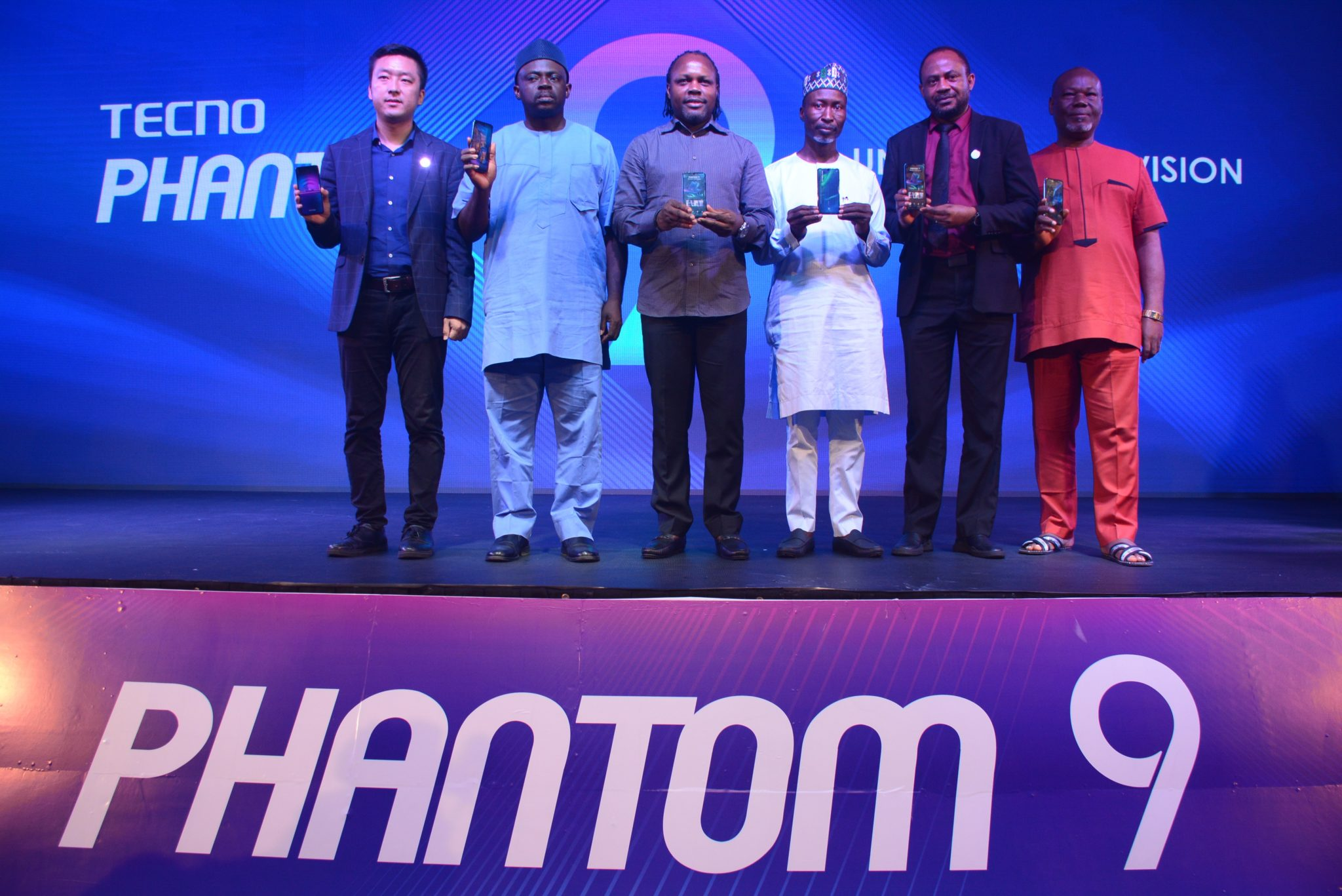 TECNO Launches Phantom 9
